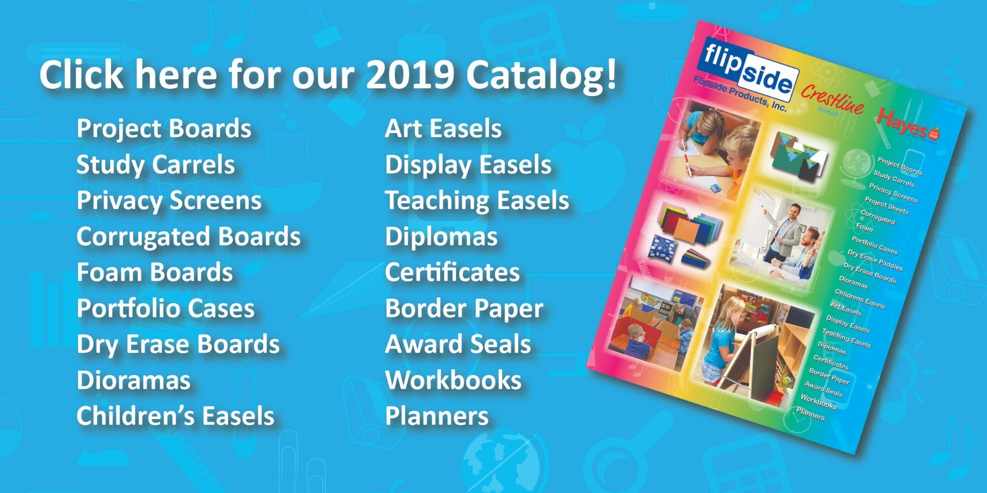 2019 Flipside Catalog