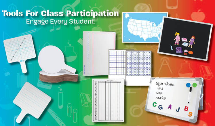 Tools for class Participation